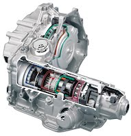 4T65E-HD MN7 4-speed automatic front wheel drive transmission